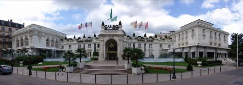 Le casino Grand-Cercle. Fouger, François. 2009. © Région Rhône-Alpes, service de l'Inventaire du patrimoine culturel © Ville d'Aix-les-Bains.